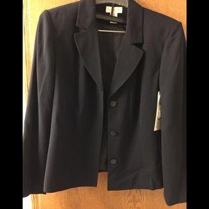 3 Pc Navy Suit